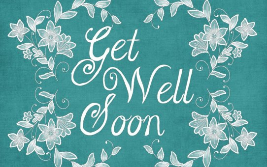 get well soon wishes