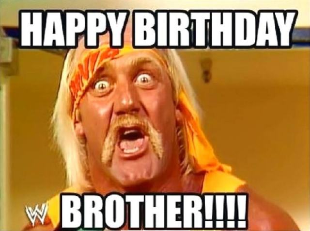 happy birthday wwe meme