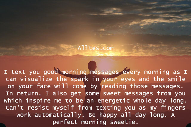 Romantic Good Morning Text Quotes: Romantic Good Morning Messages, Wishes & SMS Quotes For Her