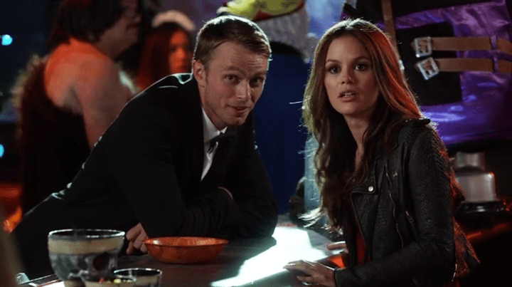Hart Of Dixie 2×05: A Sleepwalking Firefighter And A
