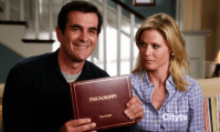 Best actor (C): Ty Burrell - Modern Family. Ty Burrell's comedic timing is superb. I'm starting to think no one else would be able to do Phil Dunphy like he can. It's also very handy to have an informative example-character on television. Wait, what? Phil's-osophy should NOT be my life handbook?