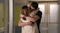 Best music moment (M): Naley reunite after Nathan's kidnapping - One Tree Hill. Raise your hand if you was worried that Nathan would never return home save. (Raising hand) Yes, I was worried, but I'm glad how everything played out in the end. It almost seemed like the song Never Let Me Go by Florence + The Machine was especially written for this moment (Nathan and Haley seeing each other again for the first time in weeks after his kidnapping). The song made this a very powerful scene. One Tree Hill always had a lot of great music on the show, just like Teen Wolf and Pretty Little Liars. These shows look more like a music video sometimes!