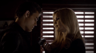 Who would have thought Stefan and Rebekah would actually make a very cute couple?!