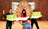Worst storyline (C): New Girl. I don't know, I'm not really feeling this show anymore lately. I've caught myself checking the time mark halfway through an episode, so that can't be good. I used to really enjoy watching this, so let's hope for a rekindled interest in twenty-fourteen!