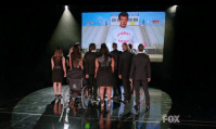 Best episode (C): Glee 5x03 The Quarterback. I was really curious to see how they would deal with something tragic as the death of Cory and his character Finn. They did it beautifully. The cast had me in tears.