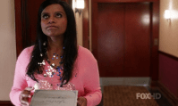 """Best actress (C): Mindy Kaling - The Mindy Project. Not in a wooh-she-really-got-me-in-that-death-defying-and-emotional-drama-scene-best-actress kind of way, but Kaling succeeds in portraying us """"real women"""" with a lot of elegance and witty, smart quotes through her relatable character. And therefore deserves this mention 100%."""