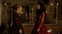 Most underrated show (M): Reign. A lot of critics made fun of Reign beforehand, because it isn't historically accurate. After the first half of the season they had to admit that Reign delivered. Adelaide Kane does a great job on Queen Mary, but Megan Follows (yes, Anne of Green Gables) steals the show as the evil (soon to be) mother-in-law Queen Catherine de Medici. Television needs more strong female characters and this is one of the few CW shows that has parental figures with actual storylines. Basically, Reign rules.