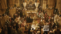 Best music moment (M): Mary and her ladies dance - Reign. Girls just wanna have fun! Mary and her ladies in waiting certainly had some fun dancing to Back To You by Twin Forks. This song just makes me happy. It's cheerful and fits the folky soundtrack of the show perfectly. Plus during this dance the writers managed to set the love triangle between Mary, Bash and Francis in motion. What one simple dance can do for a show...