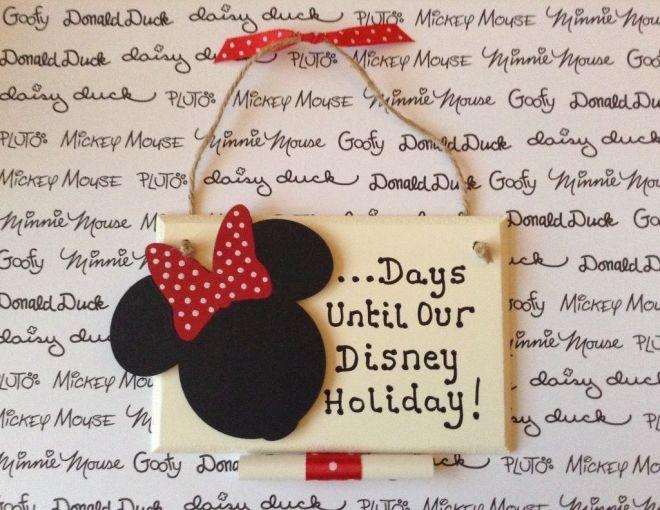 Days til Disney