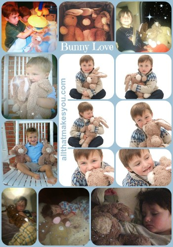 Bunny Love Collage