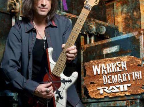 The Many Talents of Warren DeMartini