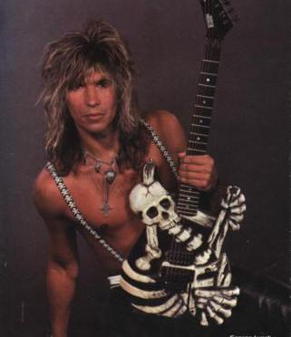 George Lynch – Mr Scary of the Axe