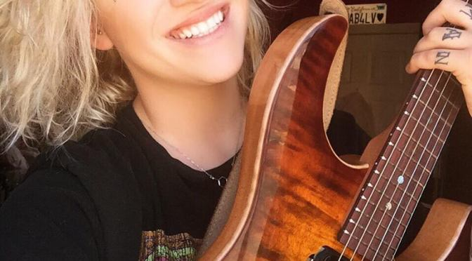 Sarah Benton From the Marines to Making Guitars Interview
