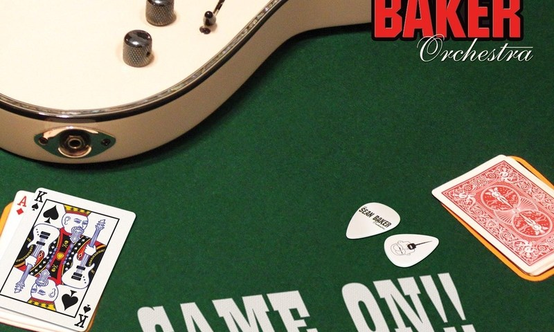 New Record:  Sean Baker Orchestra-Game on!