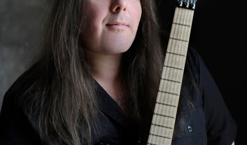 The Passionate Playing of Symphony X's Michael Romeo
