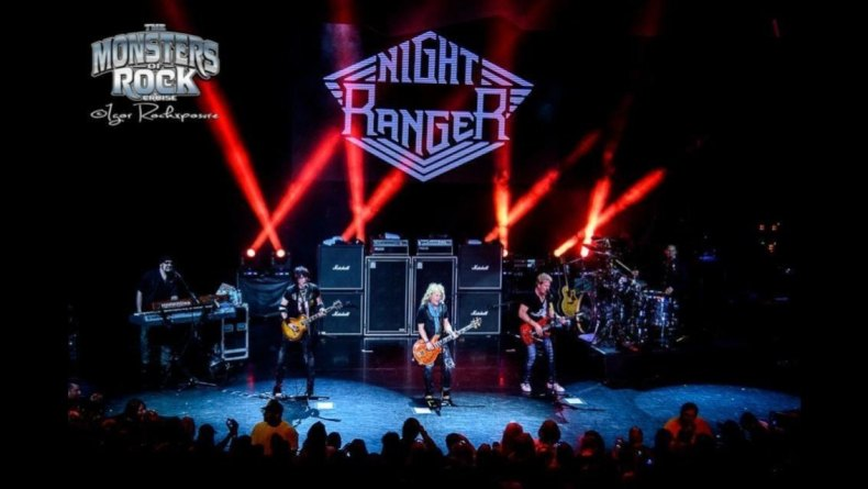 Interview with Night Rangers Brad Gillis - Still Rockin America