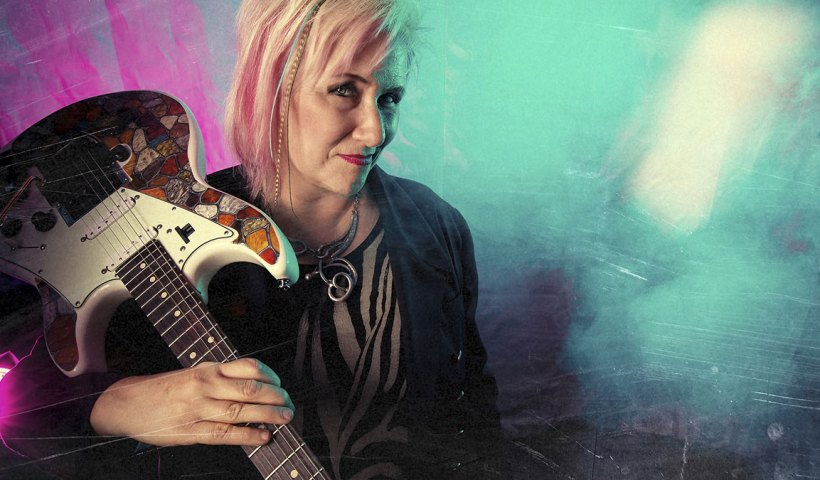 Jennifer Batten Talks New Record, Michael Jackson, And Jeff Beck