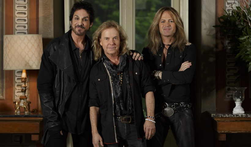 REVOLUTION SAINTS New Video For 'Light In The Dark' Featuring Guitar Legend Doug Aldrich, Deen Castonovo And Jack Blades