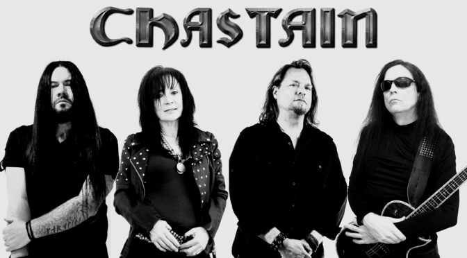 "Chastain Releases Two Videos from the upcoming ""We Bleed Metal 17"" Record"