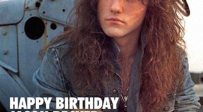 Happy Birthday Jason Becker