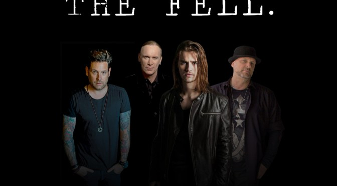 The Fell Featuring Billy Sheehan, Release New Video Introducing Front-Man Anthony De La Torre