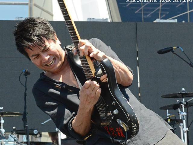 Where Is Heavens Edge Guitarist Reggie Wu These Days?