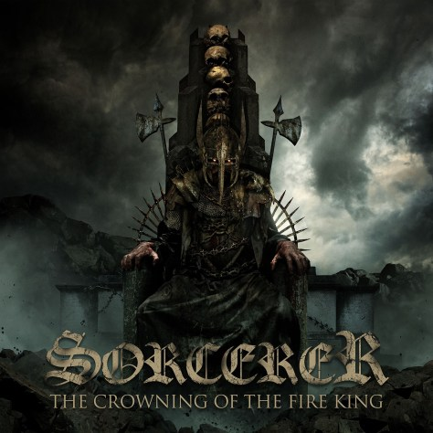 Sorcerer To Release The Crowning Of The Fire King On 10/20 Via Metal Blade