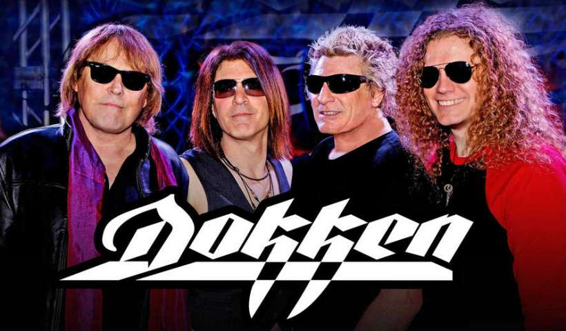 Video Of Dokken @ The Backyard Bash @ Rainbow Bar & Grill in Hollywood, CA 9-3-17 FULL SET