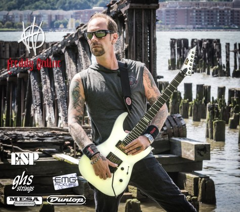 Weapons Of Anew Guitarist Freddy Ordine Talks About How The Band Formed
