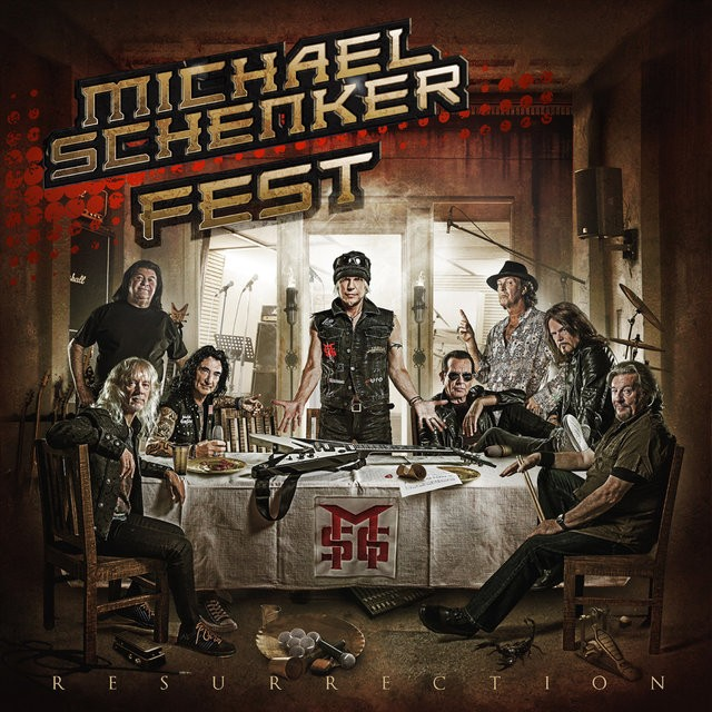 """Michael Schenker Releases Video And First Single """"Warrior"""""""