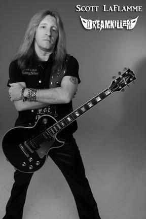 Guitarist Scott LaFlamme Acquires Endorsement From VSquared Guitar Systems