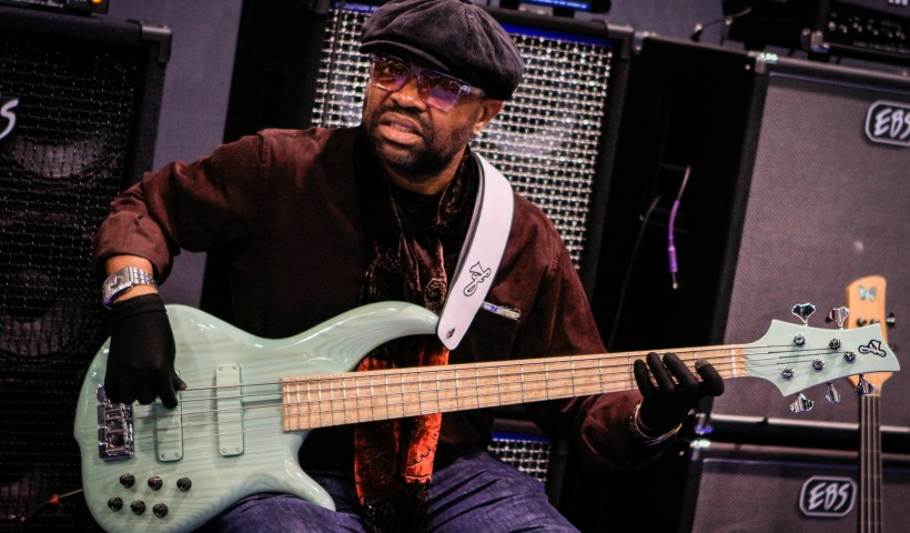 Bass Master Etienne Mbappe Talks About A New Album And Touring Plans