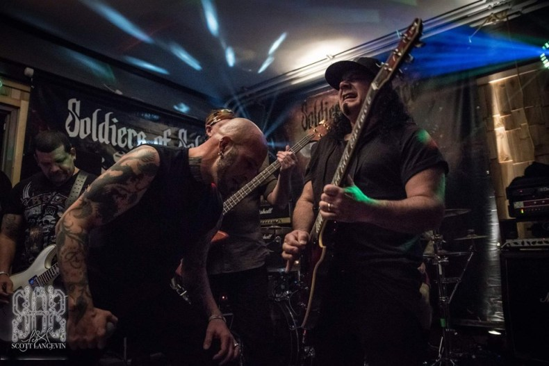 """Connecticut's Soldiers Of Solace Release Video For """"We Are Immortal"""""""