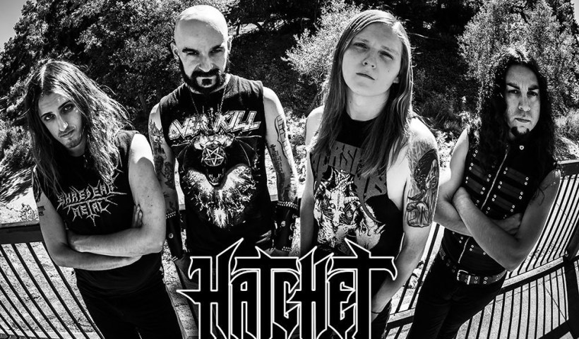 "Hatchet Signs To Combat Records; New LP ""Dying To Exist"" Due In June"