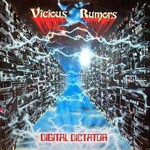 Sources Say Vicious Rumors To Reissue Digital Dictator Album