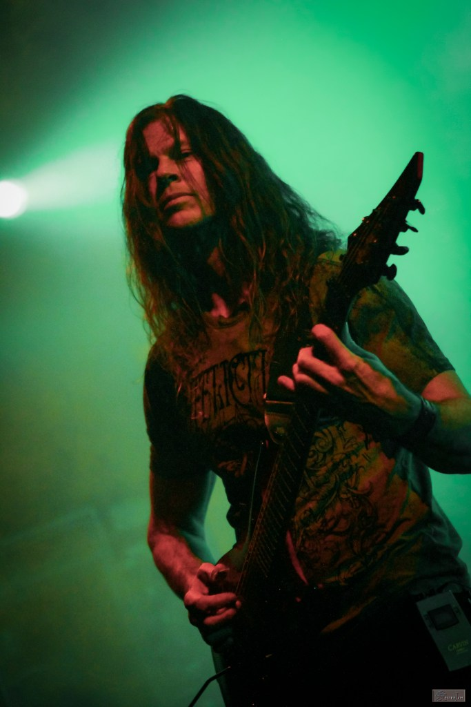 Why Chris Broderick Is One Of The Best Guitarists