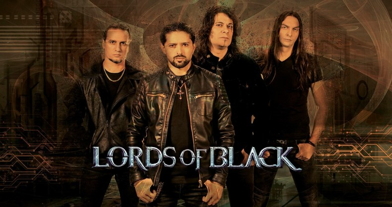 "Editors Choice: Lords Of Black ""Icons Of The New Days"""