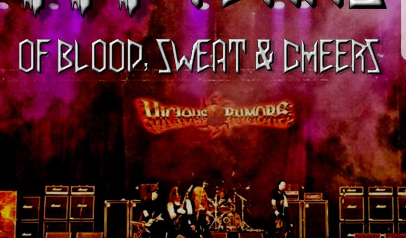 All That Shreds Magazine Sponsors Vicious Rumors Fall Tour - New DVD And More Tour Dates Added