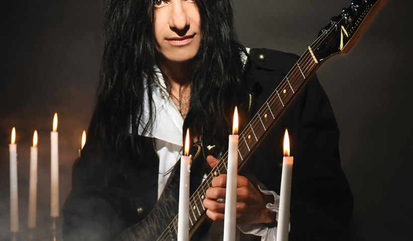 "Mike Campese Releases Tenth Album ""The Fire Within"""