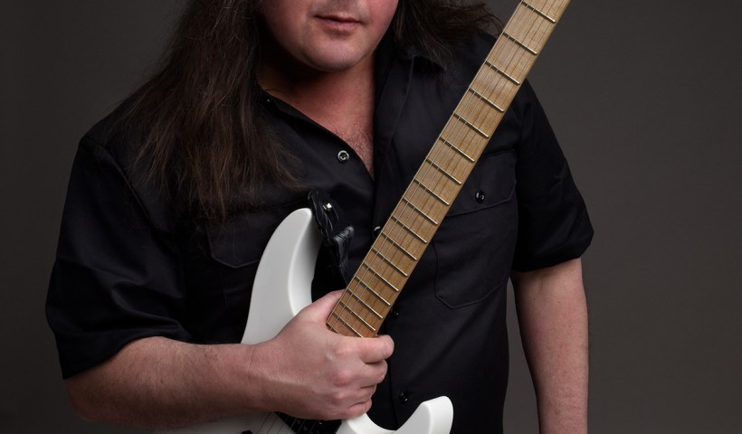 Symphony X's Guitar Maestro Michael Romeo Discusses His New Solo Album