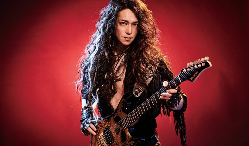 "Nozomu Wakai's DESTINIA Discusses His New Album ""Metal Souls"""
