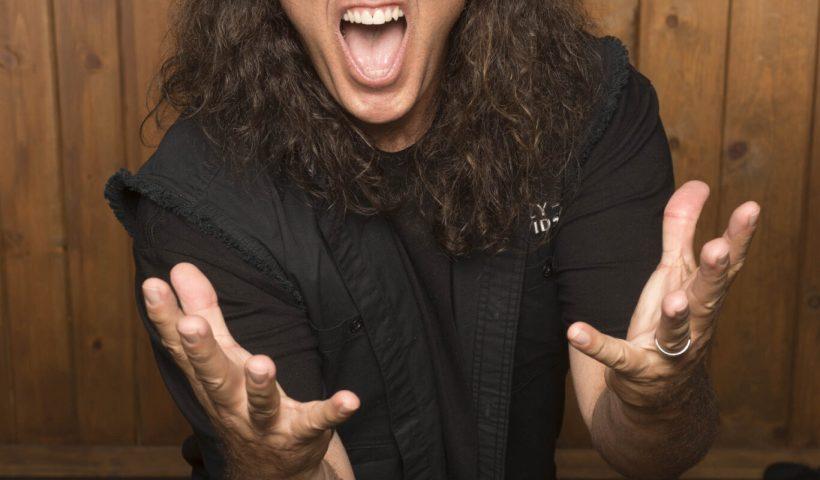Vocalist Rob Rock Discusses New Impellitteri Album & His Faith