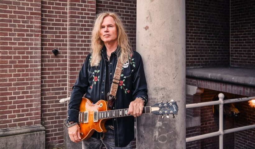Adrian Vandenberg Discusses Moonkings, David Coverdale & Whitesnake
