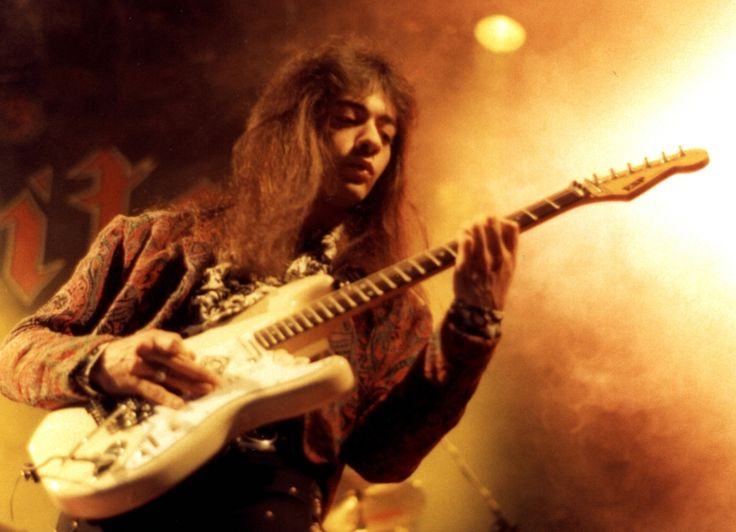 Metal's Best: Top 30 Guitarists Ruling the Genre!