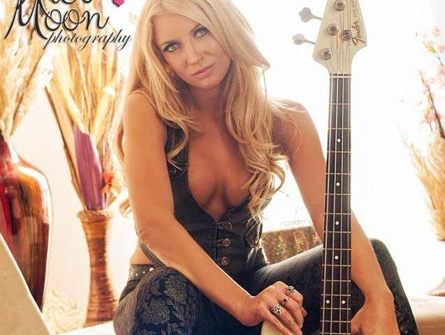 New Lyric Video For 'Justified' By Zepparella Bassist Holly West