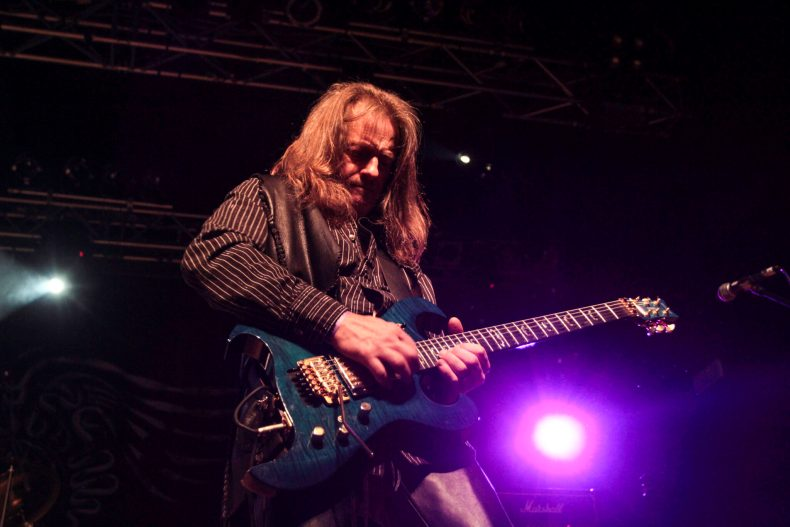 Review:  Steelheart - Rock N Milan Live CD/DVD