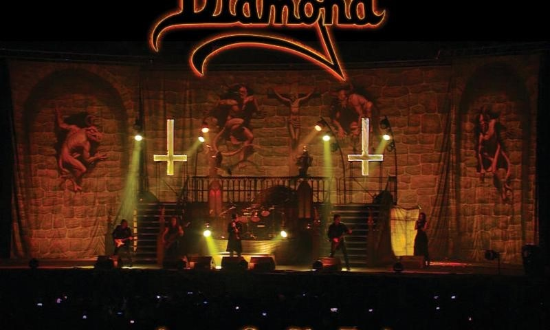 "King Diamond Announces New DVD/Blu-ray, 'Songs For The Dead Live'; New Video ""Sleepless Nights (Live at The Fillmore)"""