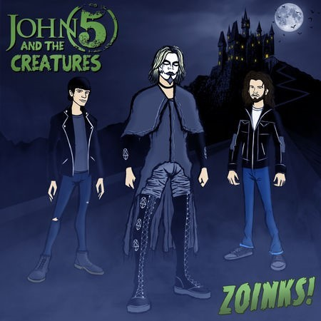 "John 5 And The Creatures Release ""Zoinks!"" Music Video"