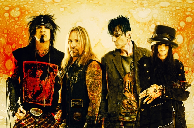 "Motley Crue Release New Song ""The Dirt (Est. 1981)"" Feat Machine Gun Kelly"