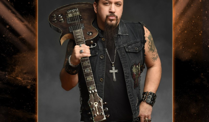 "Adrenaline Mob's Mike Orlando Releases Video For ""Burn"""